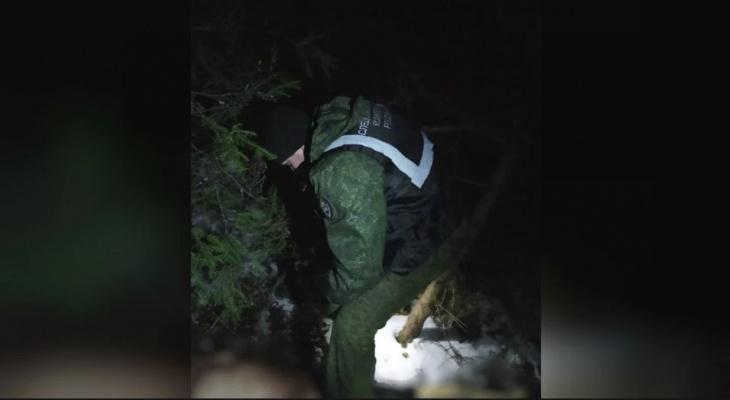 В лесу Кировской области нашли тело 23-летнего парня