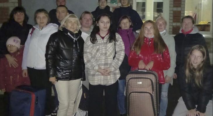 Кировские школьники и студенты отправились в экспедицию на Байкал