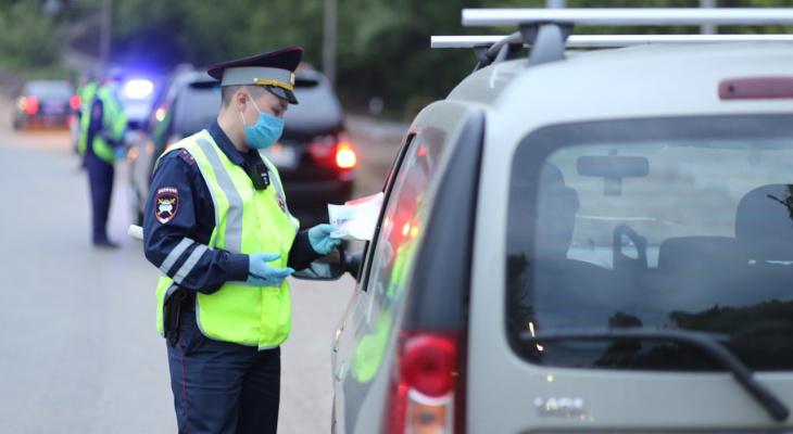В выходные кировских водителей проверят на состояние опьянения