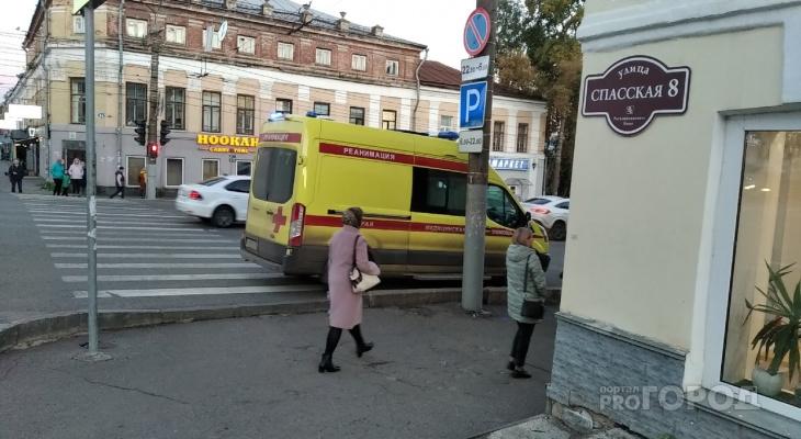 В Кирове перекрыли улицу Спасскую: на месте все оперативные службы