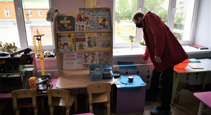 В Кирове 98 детских садов подключены к отоплению