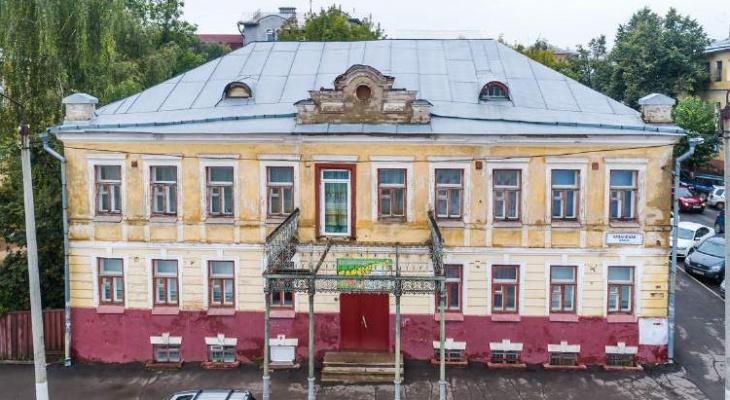 Дом Гусева в Кирове стал объектом культурного наследия