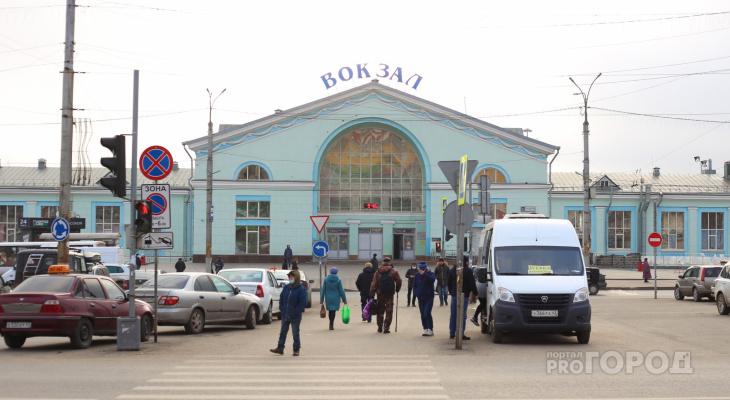 Гости Кирова смогут проголосовать прямо на вокзале