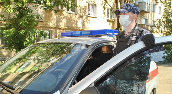 В Кирове поймали мужчину, находящегося в федеральном розыске