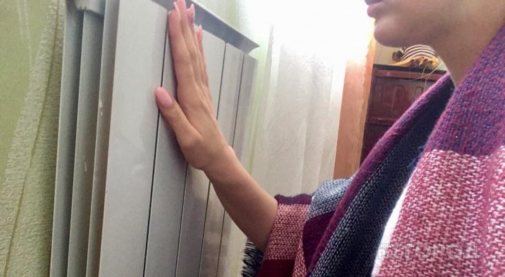 Известно, сколько домов Кирова подключили к отоплению за один день