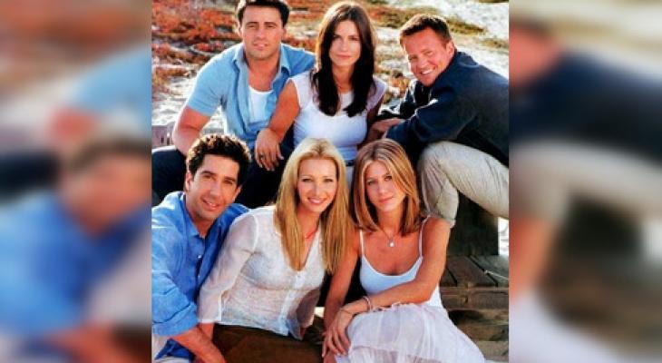 Тест: как хорошо вы знаете сериал «Друзья»?