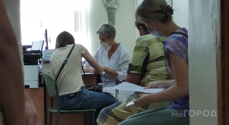 Известен актуальный список пунктов вакцинации от гриппа и COVID-19 в Кирове