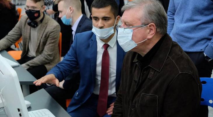 Игорь Васильев позитивно оценил качество организации видеонаблюдения