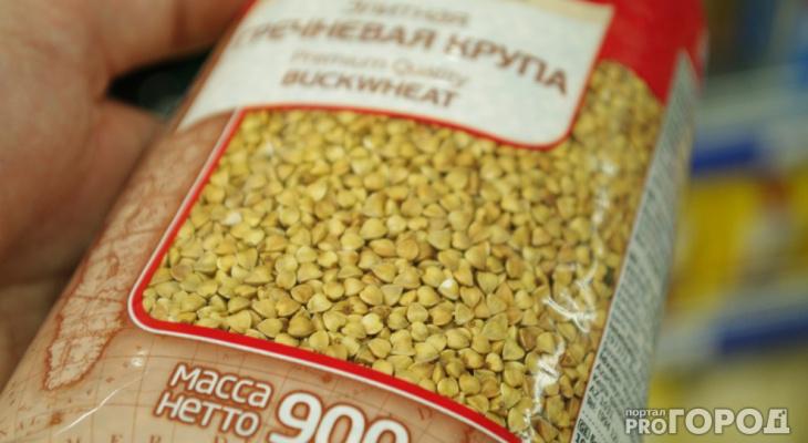 В России впервые за 10 лет цена за килограмм гречки превысила 100 рублей