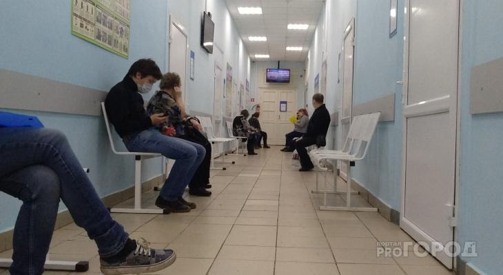 В больницах Кировской области находятся больше 3000 больных коронавирусом
