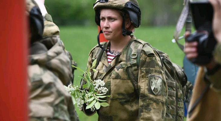 «Мечту пойти в армию я исполнила на проекте»: кировчанка об участии в реалити-сериале