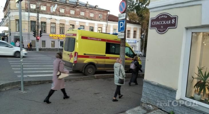 В Кировской области за сутки резко выросло число заболевших коронавирусом