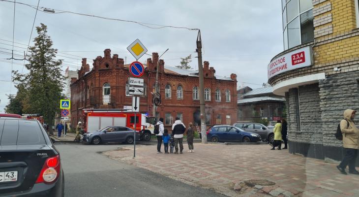 По факту пожара в доме Ездакова в Кирове хотят возбудить уголовное дело