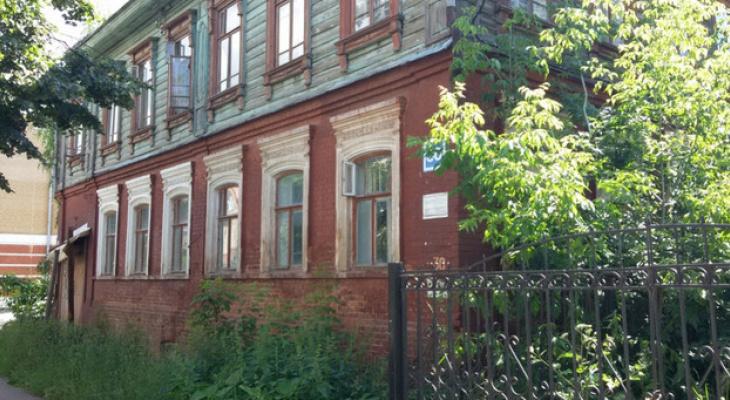В Кирове снесут дом, которому более 100 лет