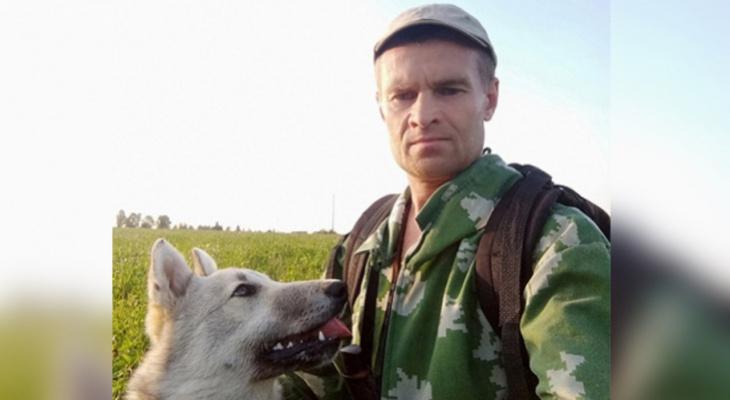 Житель Кировской области нашел свою собаку спустя два с половиной года