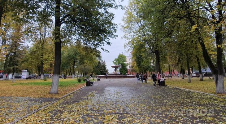 Кировчан ждут дождливые и прохладные выходные: прогноз погоды