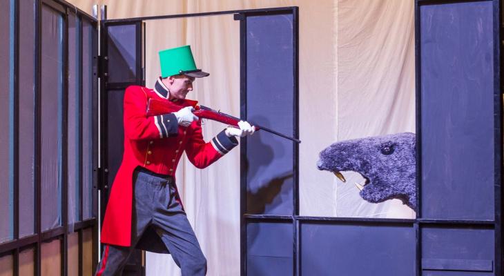«Театр на Спасской» покажет премьеру по сказке Андерсена