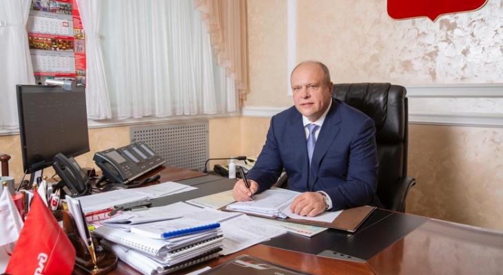 Начальник Горьковской железной дороги покинул пост