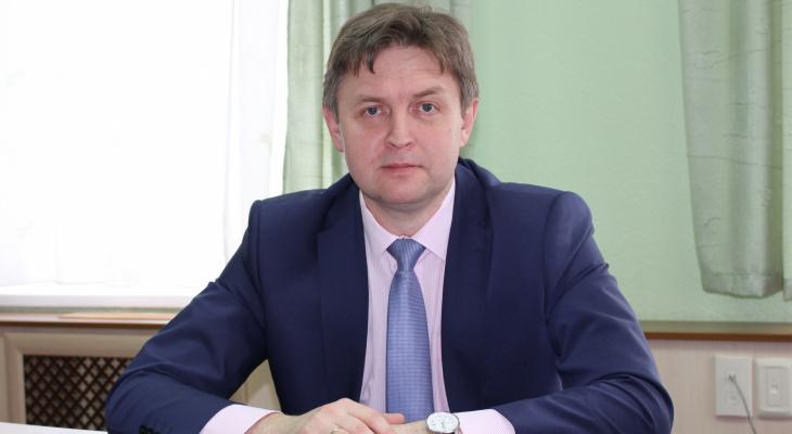 Зампреда регионального правительства Романа Береснева утвердили на пост спикера ОЗС