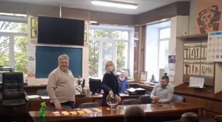 «АТП» в Кирове провело розыгрыш 210 тысяч рублей среди вакцинированных сотрудников