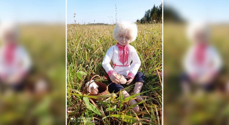 В Кирове продают реалистичную куклу по имени Ванечка