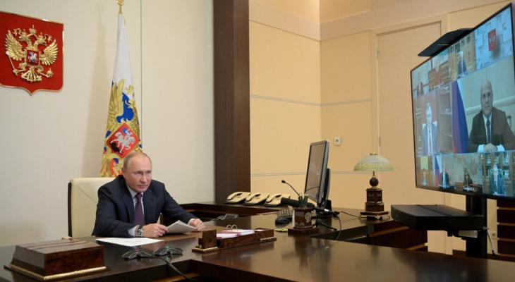 Предложения главы Кировской области были включены в перечень поручений Владимира Путина