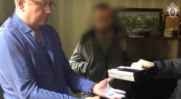 Последняя взятка ждала экс-вице-губернатора Кировской области Андрея Плитко в морозильнике