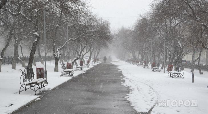 Что обсуждают в Кирове: выпадение первого снега и эвакуацию малышей из детского сада