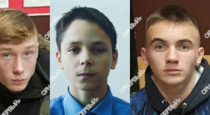 В Кировской области из школы-интерната пропали четверо 15-летних мальчиков