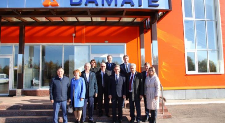 Роман Береснев выступил на встрече приволжских депутатов