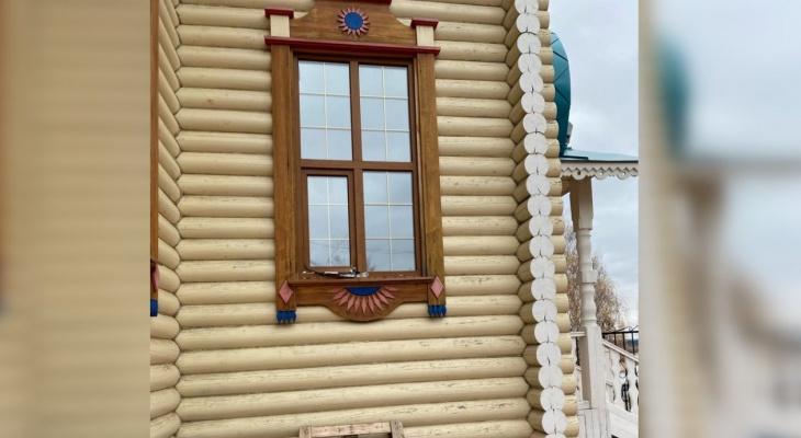 В Кирове неизвестные украли пожертвования из церкви на набережной
