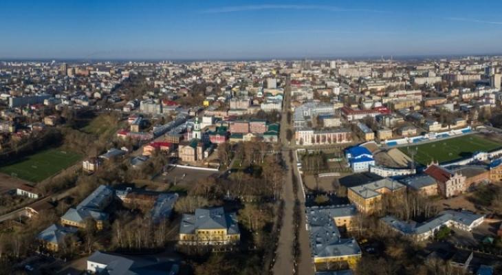 В Кирове расширили границы исторического центра
