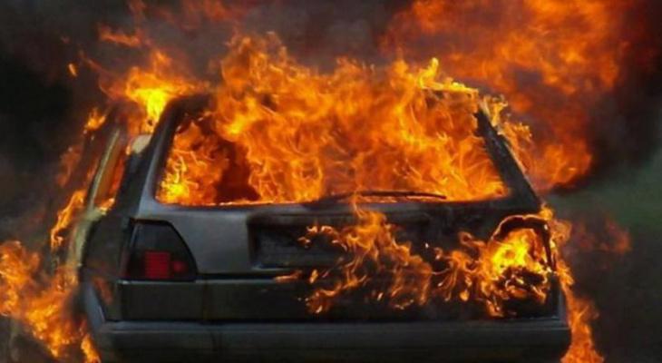 В Кировской области в загоревшемся автомобиле погиб мужчина