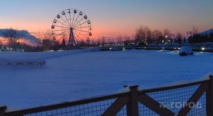 Синоптики рассказали о прогнозе погоды на зиму в Кировской области