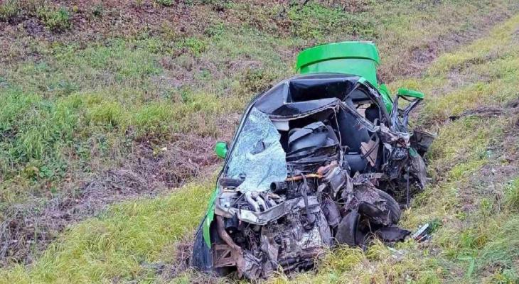 В Кировской области в ДТП погиб 26-летний водитель «десятки»