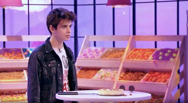 Кировский школьник второй раз пришел на кондитерское шоу на канале «Пятница»