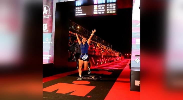 «Участники ползли к финишу»: кировская триатлонистка 10 часов проходила гонку в Испании